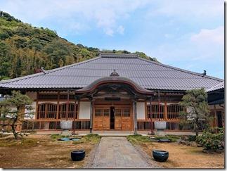 発心寺本堂